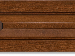 White Maple Colonial Cherry