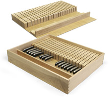 Knife Block Drawer