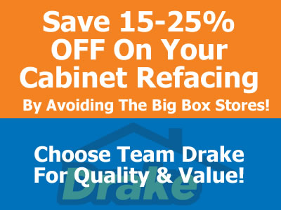 We Can Save You Money On Your Kitchen Cabinet Refacing Project