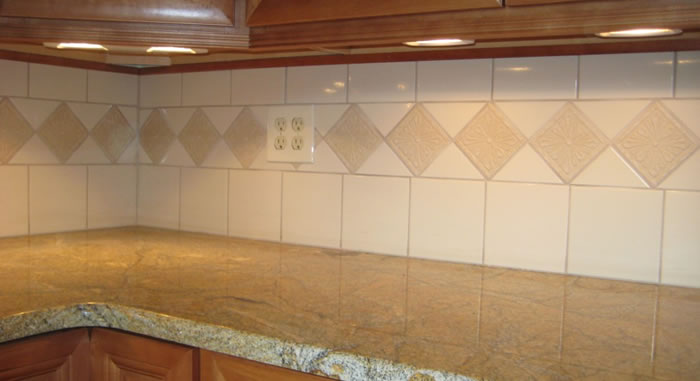 Tile Backsplash Installations New Jersey