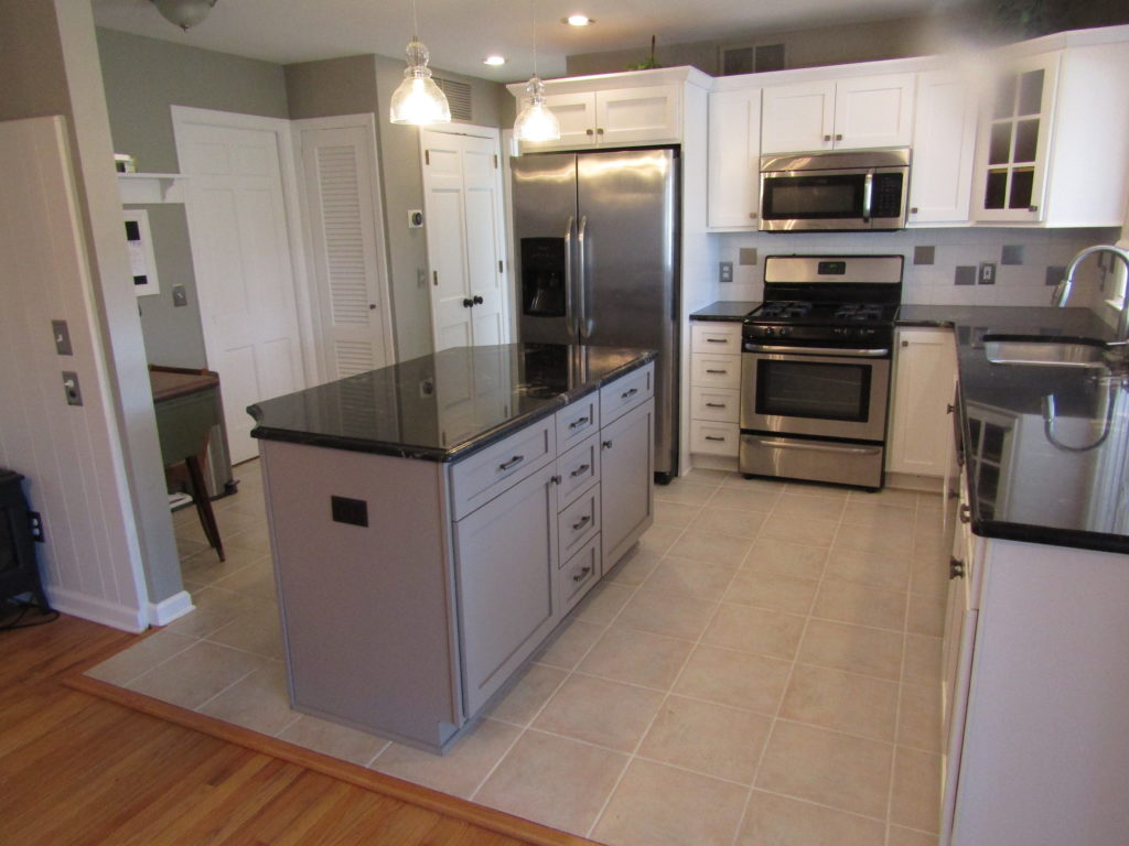 Charmant Kitchen Cabinet Refacing In New Jersey